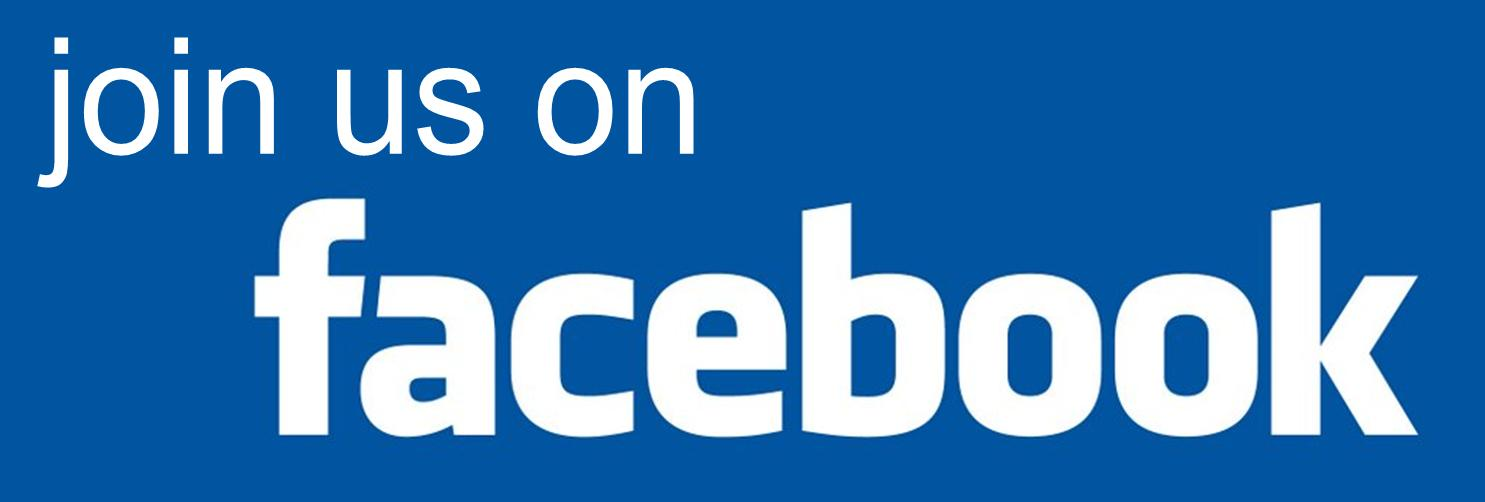 Logo - Join us on facebook